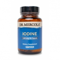 Kenay Dr Mercola JOD 30kaps IODINE - suplement diety