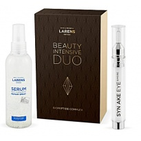 LARENS Beauty Intensive Duo Syn Ake Eye & More 15ml + Serum Face, Hair & Body Repair Spray 150 ml