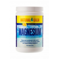 Magnez Natural Calm 300g cytrynowy