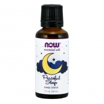 NOW foods Olejek eteryczny PEACEFULL SLEEP OIL - 30 ml - spokojny sen