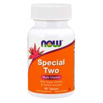 NOW Foods Special Two Multi Vitamin 90 tabletek - suplement diety