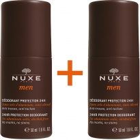 NUXE MEN Dezodorant roll-on 24-godzinna ochrona 50 ml DUOPAK